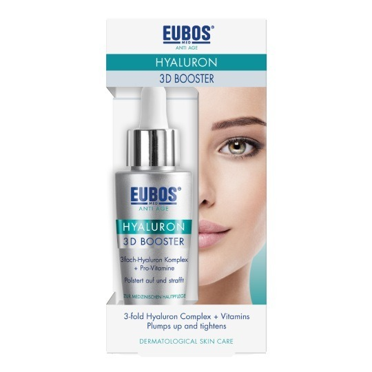 EUBOS HYALURON 3D BOOSTER