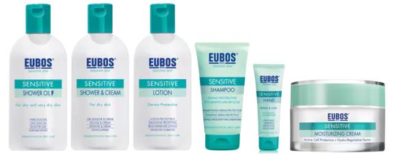 eubos sensitive produkty