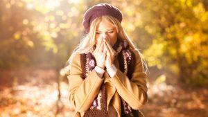 Ako zvládnuť jesenné prechladnutie